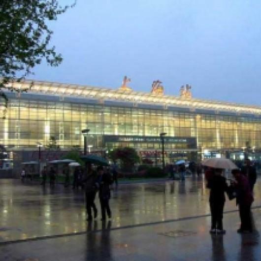 上海火车站ic卡门禁系统